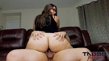 big ass milf madisin saxi hot lee fucks young cock with butt plug