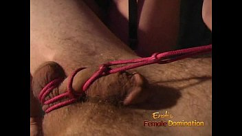 kinky threesome session sexy full body massage in the dungeon with two hot babes