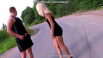 blonde sucking dick chudai kaise hoti hai in the middle of the road