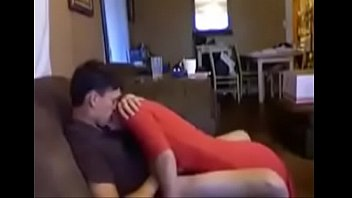 naughty gf sucks fuckme com a cock while her parents are in another room