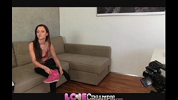 love creampie cute young amateur does casting porno de los 80 to start porn career