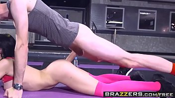 brazzers - big tits in sports - sophia laure and danny d - sweaty porn of the year ass workout