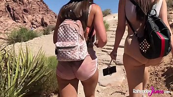 rahyndee nude couple sex james fucks lana rhoades big booty babes hiking adventure