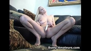 busty chick autumn playing m perfectgirl her pussy with her favorite toy