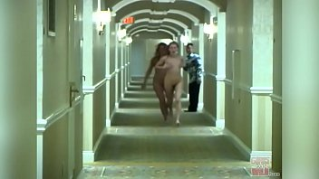 girls gone wild - young lesbians sara sunny leon xxx and jamie running amok in a hotel