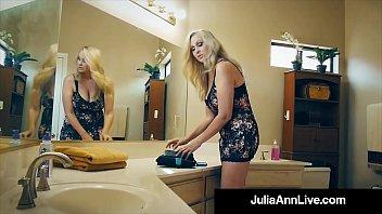 the hottest milf in porn julia ann bangs lion sexy video a total porn newbie