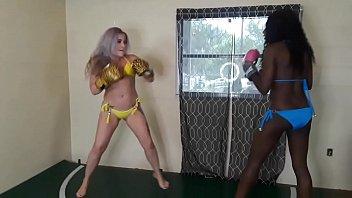 whitney morgan vs paris japan xxx love foxy boxing