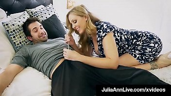 step mother julia ann mouth nude fucking girls fucks step son s cock