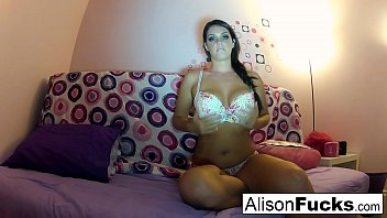 alison masturbates hot sex in world in bed