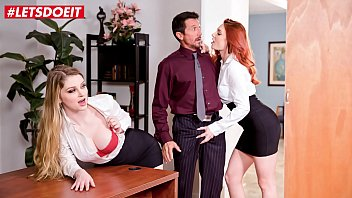 letsdoeit - girl ass raped shows us what you got boss nobody will know bunny colby and lacy lennon