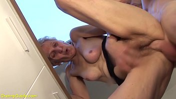 wild fucking 83 years old mom b. fucked by stepson