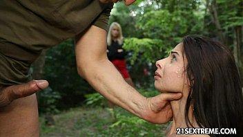 nipple kiss the camp - failed escape betty stylle