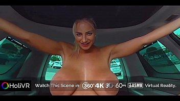 holivr car www fuck vedio com sex adventure 100 driving fuck 360 vr porn