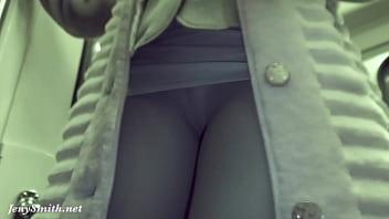 hot sex vidio a subway groping caught on camera