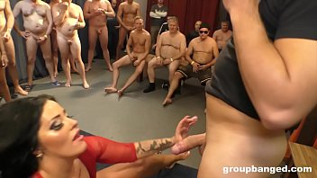 ashley cumstar groupbanged in all her romantic sexy video glory holes