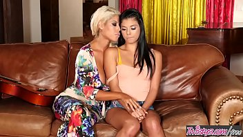 step mom bridgette zulay henao nude b makes her lil teen gina valentina lick her pussy - twistys