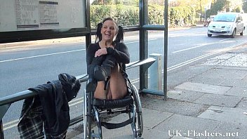 bravovids paraprincess public nudity and handicapped pornstar flashing