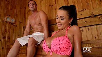 slovak babe indian sex picture pattty michova fucks in sauna