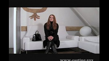 casting - redhead is ready poeno to go all the way