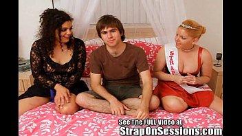 mistress sara xxxu xxvxn com and the strap on princess peg griffin