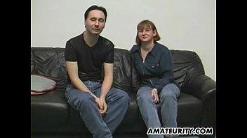 amateur xxx blood couple doing it for a casting