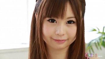 perfect japanese teen solo masturbation tease 89 com and dildo play