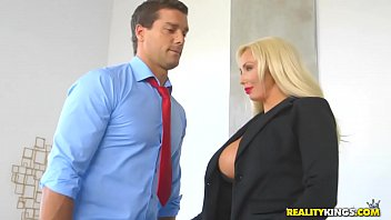 realitykings - beautiful indian women fucking big tits boss - hyped and horny