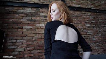 busty natural redhead lenina crowne s love xxx homemade sex-tape
