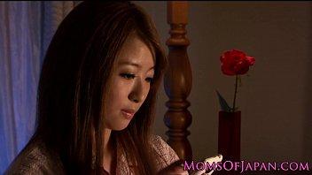 mature japanese in lay mom  com pyjama pleasures self