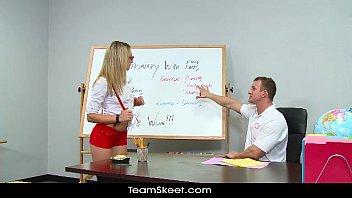 innocenthigh young schoolgirls com blonde schoolgirl bailey blue classroom sex