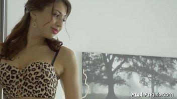 anal-angels.com -jordan - luxury sexy prone vedio leopard lingerie