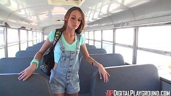 digitalplayground - sexy adult movies steering the bus driver