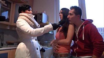 amateur couple took to mia khalifa sex threesome beauty pornstar