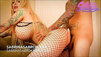 sabrina sabrok big nude oil massage tits blonde with huge booty analled