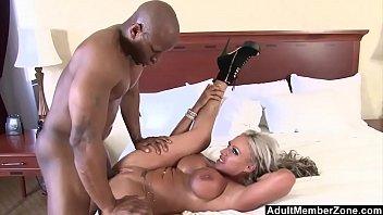adultmemberzone - big titted milf craves huge xxx www black cock