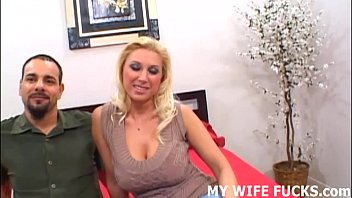 your wife loves big male gangbang pornstar cock