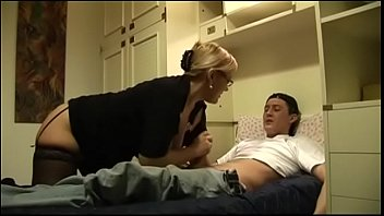 the nasty aunt sarah banks grateful for cock and her unarmed little boy hot milf