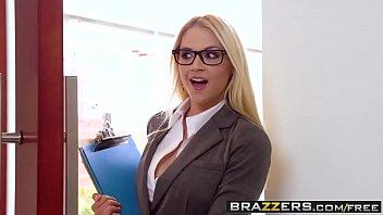 big tits at work - her first big sale scene starring sarah girl and boy sex com vandella keiran lee and toni ribas