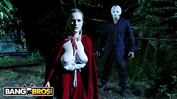 bangbros - ch-ch-check out this special halloween episode featuring b xxx kara lee and j-mac