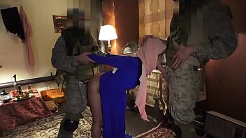 tour of booty - male female fucking local arab prostitue servicing american soldiers in middle east