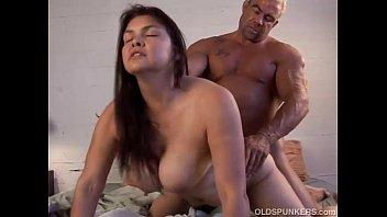beautiful big tits milf patty loves the taste two boys one girl sex of cum
