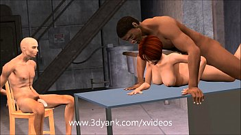 animated wife xvedios com has to pay the mechanics with pussy 3d