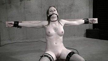 wasteland bondage sex xxx videyo com movie - sexy dominatrix in white latex pt. 2