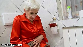 xxx blood grateful granny
