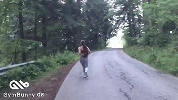 do hod mi girl get nude der hamme beim joggen im woid vernascht