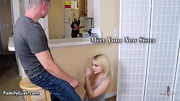 famlust-teen blonde gets sexi vidivo fucked with a young man