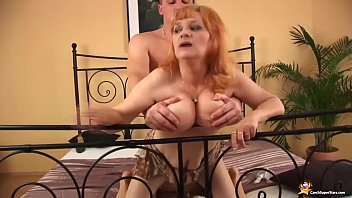 chubby 70 youforn years old mom rough fucked