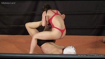 japanese english xx video femdom hard ballbusting