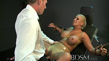 bdsm xxx big breasted sub has her hole filled by strong worldstarxxx dominant master