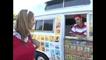 ice sexy viedo cream truck fuck